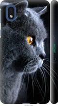 "Чохол на Samsung Galaxy A01 Core A013F Красивий кіт ""3038c-2065-2448"""