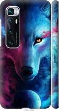 "Чехол на Xiaomi Mi 10 Ultra Арт-волк ""3999c-2064-2448"""