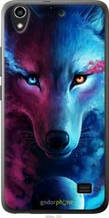 """Чехол на Huawei G620S Арт-волк """"3999u-328-2448"""""""