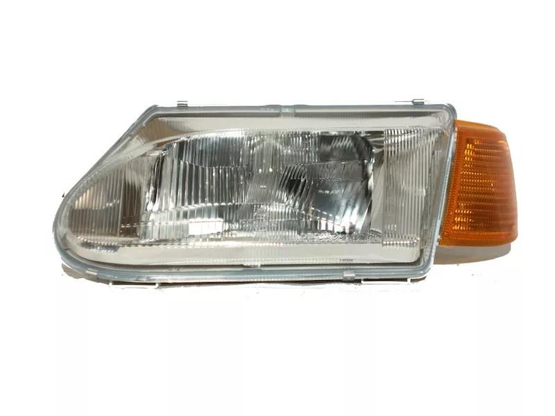 Фара ВАЗ 2113-15 ліва модерниз. Помаранчевий Покажчик, без лампочки (742.3711010-01 (Б/Н4)) АвтоСвет