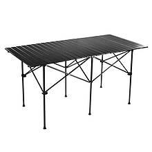 Lb Стіл складаний S5426 для пікніка природи розкладний столик 154*80*68 см