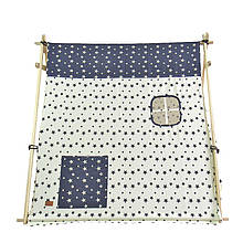 Lb Вигвам Littledove TT-TO1 Ромбы детская игровая палатка домик в квартире на улице