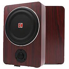 Lb Автомобильный сабвуфер в машину 8'' KUERL K-F806APR аудио акустика 600 Вт активный