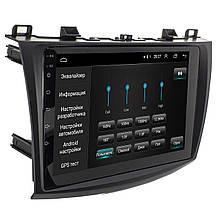 """Lb Заводська магнітола в машину для автомобіля Mazda 3 (2009-2013) 9"""" сенсор 1/16 Гб GPS навігація FM USB вхід"""