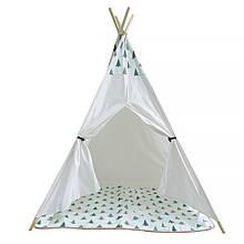 Lb Вигвам Littledove RT-1640 Елочки детская игровая палатка домик в квартире на улице