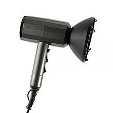 Lb Професійний фен Kemei KM-5814 для сушіння укладання волосся потужність 3500 Вт 2 в 1 зі знімною насадкою