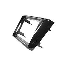 """Lb Перехідна рамка в машину під магнітолу 9"""" Black для автомобіля Peugeot 308 2016 F-6460"""