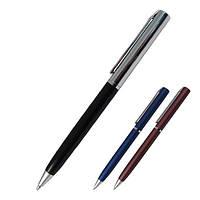 AGP1250-01-A Ручка шариковая Axent Gentle,черная