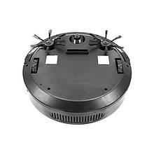 Lb Розумний робот-пилосос Bowai Smart OB8S Intelligent Sweeping 1500 mAh Black акумуляторний домашній смарт