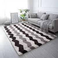 Коврик длинный ворс 150*200см | Прикроватный коврик 560грн