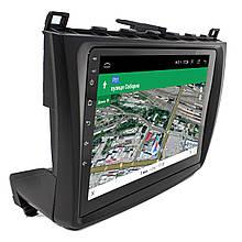 """Lb Заводська автомагнітола в машину 9"""" Mazda 6 (2015-2019 р.) 2/32 навігація GPS AM/FM радіо Can модуль 4 ядра"""