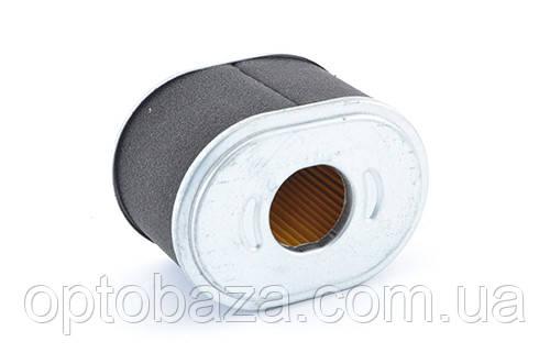 Фільтруючий елемент повітряного фільтра ( тип чорний ) для мотоблока бензинового 6 л. с.