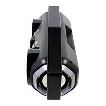 Lb Бездротова колонка потужна портативна YZS-M11 Grey Bluetooth 4.2 TF/USB/AUX/FM потужність 16 Вт