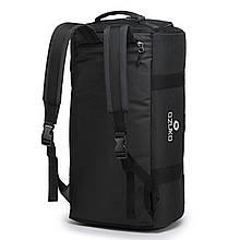 Lb Дорожная сумка-чехол Ozuko 9209 Black 20-35L органайзер для вещей