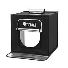 Lb Photobox-лайткуб з підсвічуванням для предметної зйомки Tianrui A065 розмір 50см