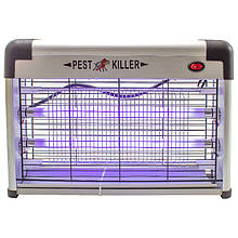 Lb Электрический уничтожитель насекомых и комаров Pest Killer антимоскитная лампа  PK-20В электроловушка