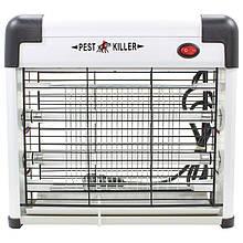 Lb Электрический уничтожитель насекомых и комаров Pest Killer антимоскитная лампа  PK-12A электроловушка
