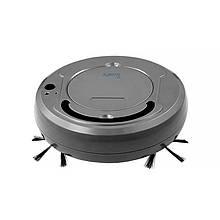 Lb Робот-пилосос Bowai Smart OB8S Grey 1200 mAh на акумуляторі з зарядкою від USB смарт для сухого прибирання