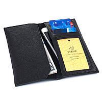 Чехол-портмоне Stenk WalletBook Черный