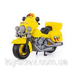 Мотоцикл швидка допомога (NL) (в пакеті)