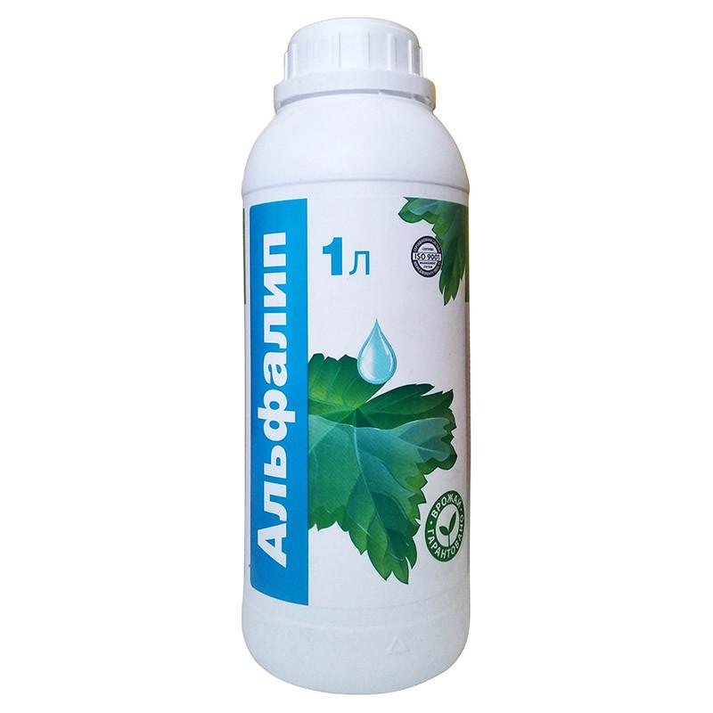 """Прилипач для гербіцидів, фунгіцидів, інсектицидів """"Альфалип"""" 1 л від ALFA Smart Agro (оригінал)"""