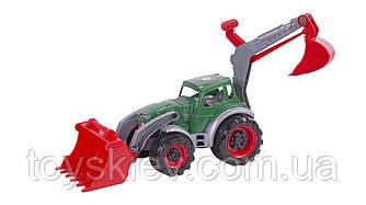 322|Трактор Texas навантажувач екскаватор