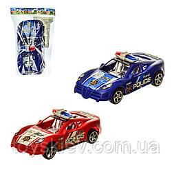 Машина инерц. 259-10 (360шт 2) 2 цвета, в пакете 16,5*8*5,5см