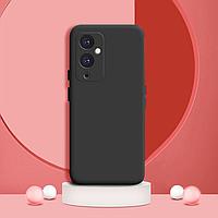 Силиконовый чехол Liquid Silicone Case OnePlus 9
