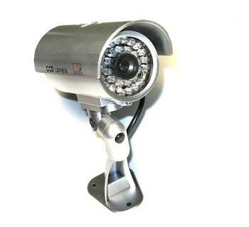 Муляж уличной камеры Цилиндр ИК