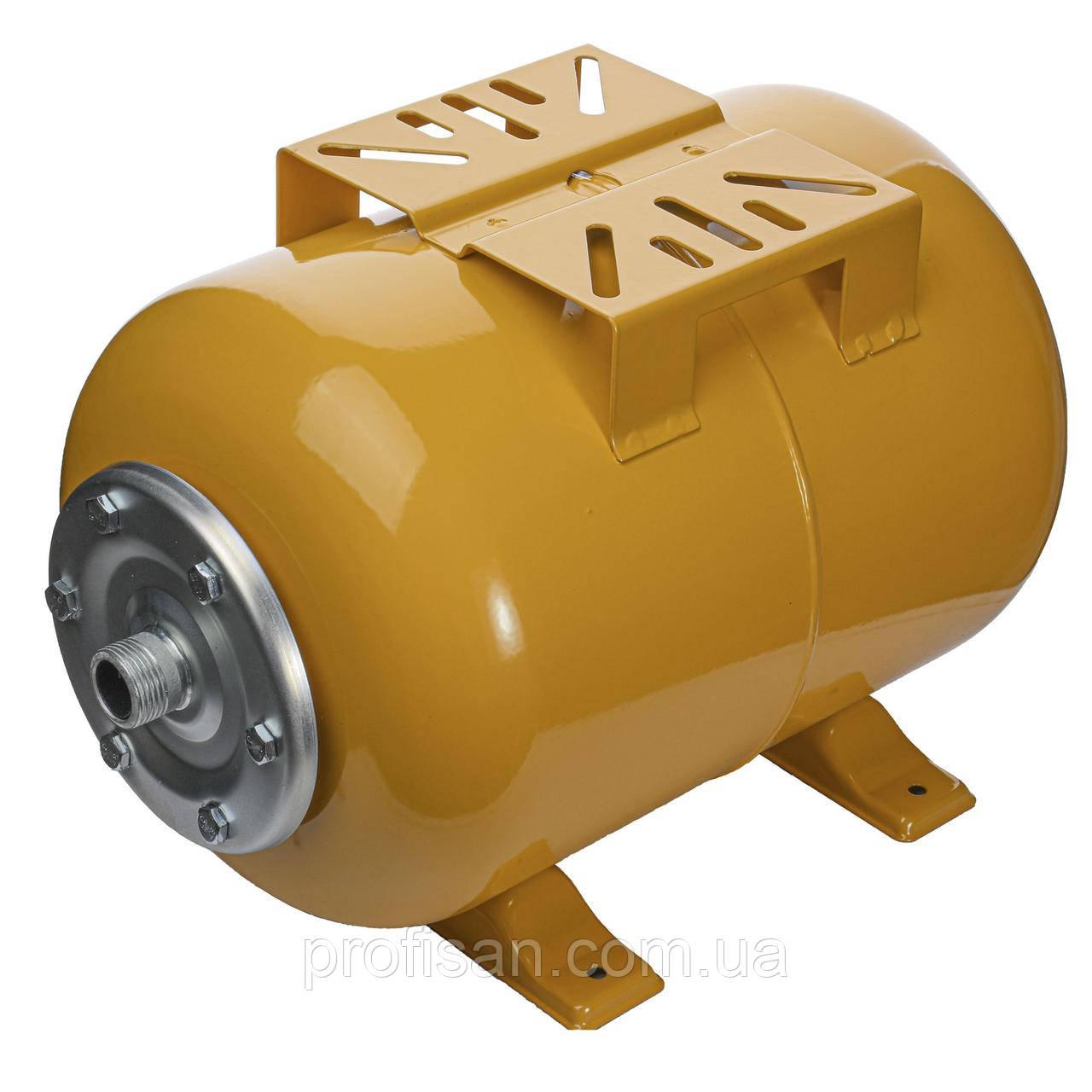 Гідроакумулятор 24л 10bar жовтий