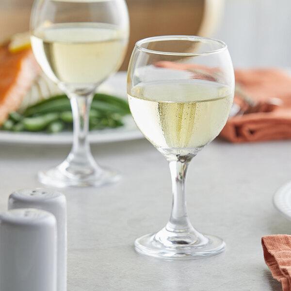 Набір келихів для вина Pasabahce «Бістро» 220 мл 6 шт (44412)