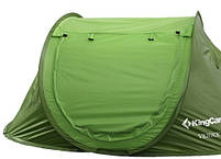 Палатка KingCamp Venice (KT3071) (green), фото 3