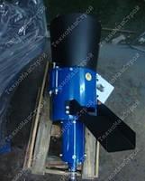Гранулятор ОГП-150 (рабочая часть с шкивами) матрица 150 мм, 100 кг/час