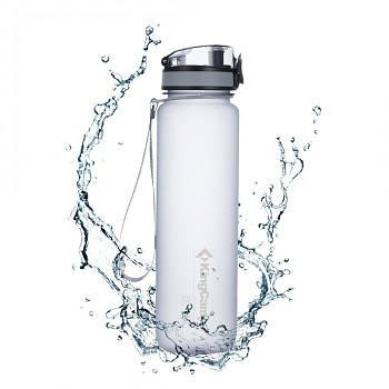 Бутылка для воды KingCamp Tritan Bottle 1000ML (MEDIUM GRAY)