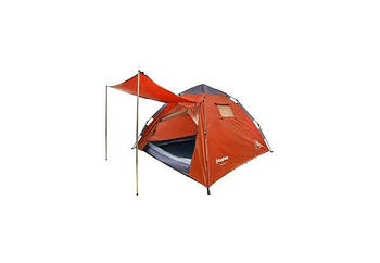 Палатка KingCamp Monza 3(KT3094) (dark red)