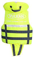 Спасжилет Vulkan нейлон 0-15 кг желтый, фото 2