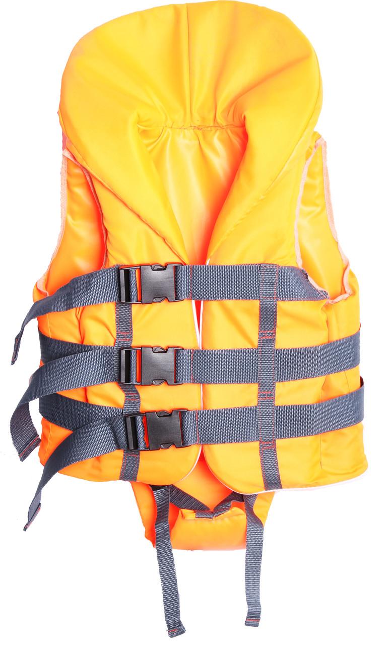 Спасжилет Vulkan нейлон 0-25 кг оранжевый