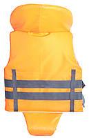 Спасжилет Vulkan нейлон 0-25 кг оранжевый, фото 2