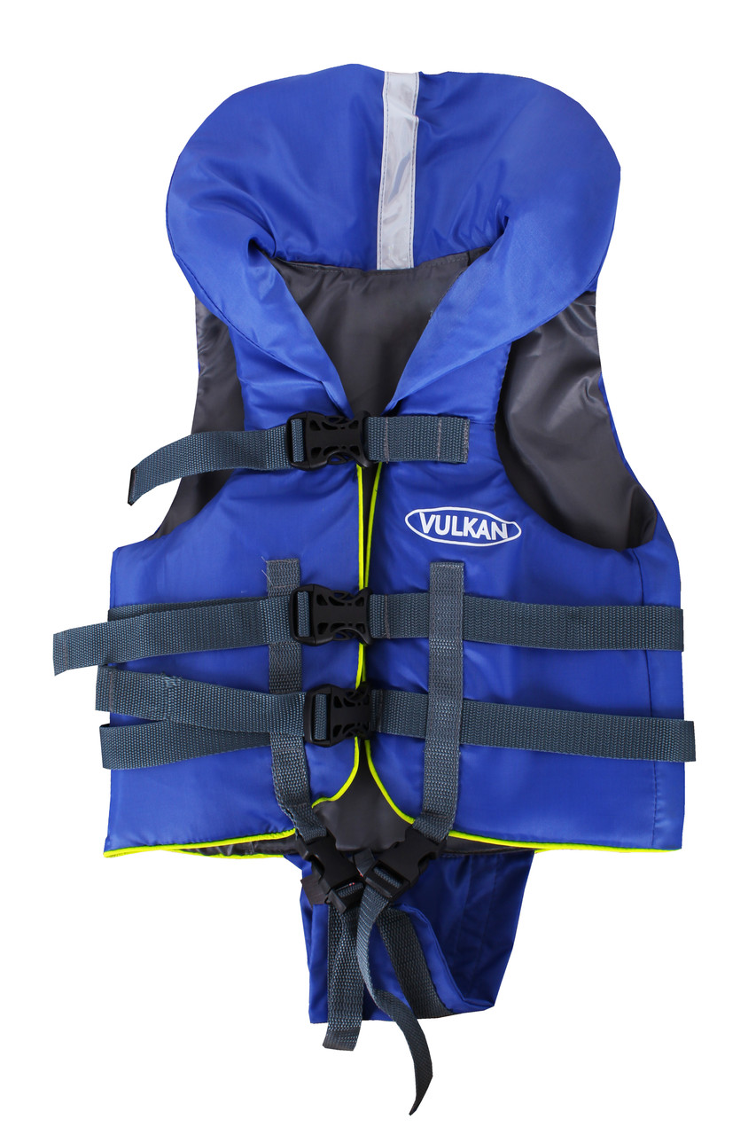 Спасжилет Vulkan нейлон 0-25 кг синий