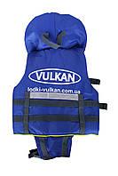 Спасжилет Vulkan нейлон 0-25 кг синий, фото 2