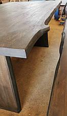 Садовая мебель из массива дуба. Дикий край, фото 3