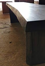 Садовая мебель из массива дуба. Дикий край, фото 2