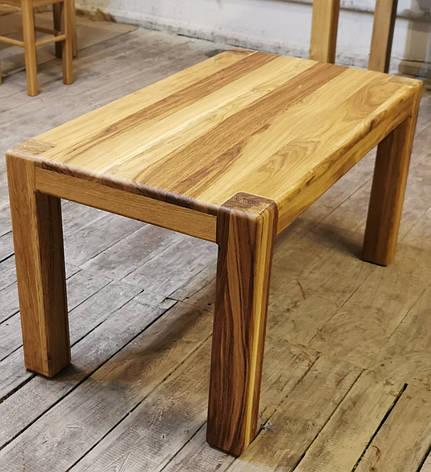 Журнальный стол из массива дуба, фото 2