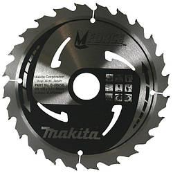 Пильныйдиск Makita MForce 190 мм 24 зуба B-08056 ES, КОД: 2402806