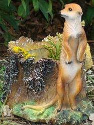 Садовые фигуры сурикаты