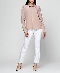 Женские брюки Gerry Weber 44R Белый 2900055515017 ES, КОД: 1270114