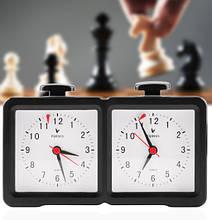 Механические шахматные часы на батарейках