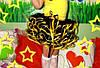 Пишна спідниця з фатину з воланами, фото 5