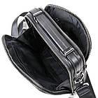 Стильна чоловіча сумка планшет натуральна шкіра BRETTON, фото 4
