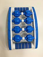 Масажер для ніг прямокутний роликовий 8 масажерів Pro Supra Massager MS-01 Setavir